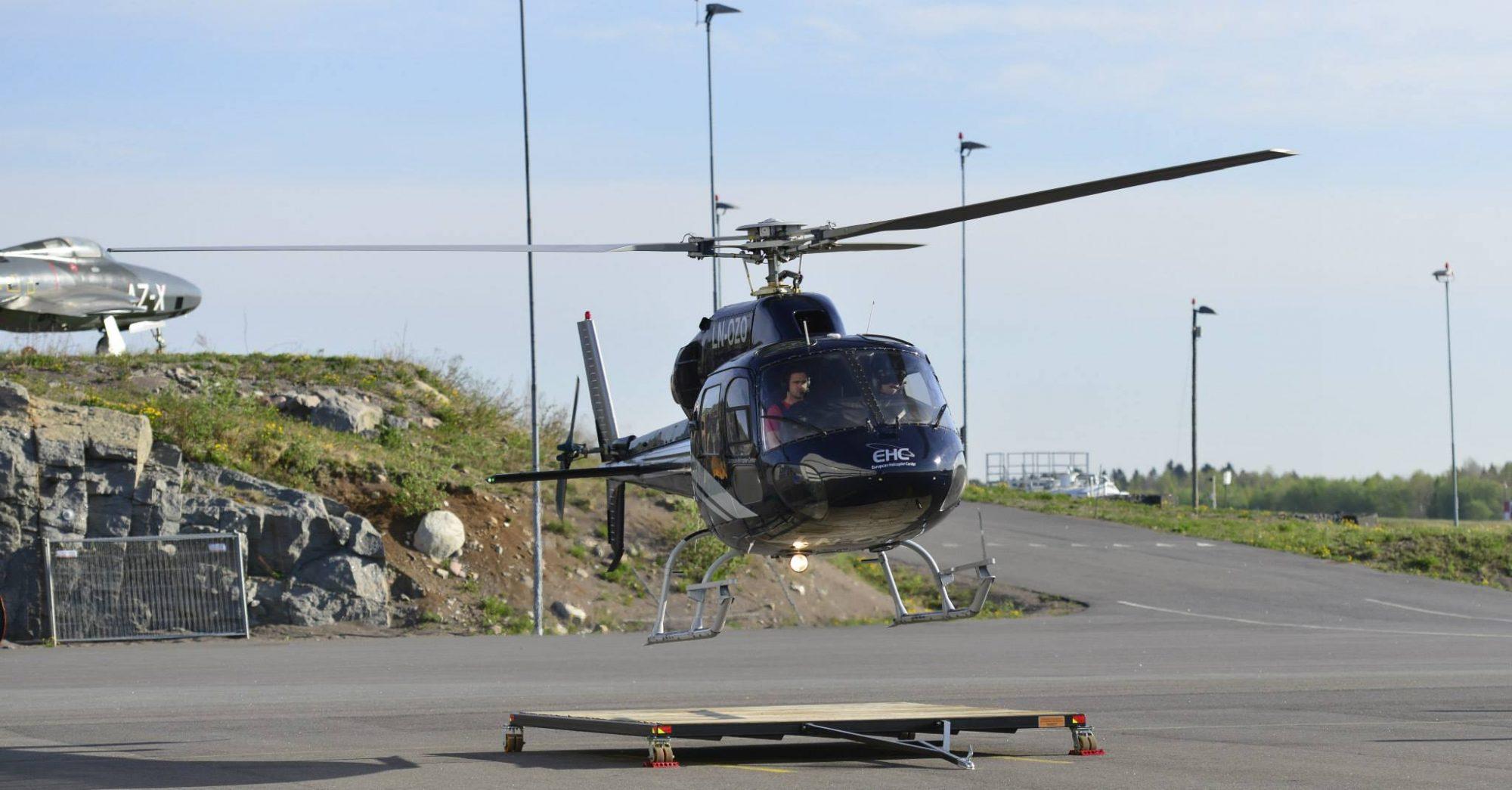 EHC styrker skoledriften – Pegasus etablerer operativ avdeling på Torp