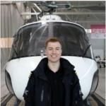 Yrkesintervju: Helikopterpilot